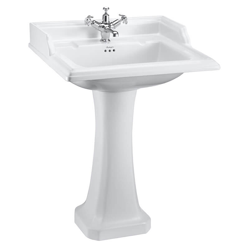 Burlington Basins & Pedestals