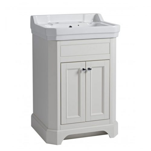 Tavistock Vitoria 600mm Freestanding Unit & Ceramic Basin