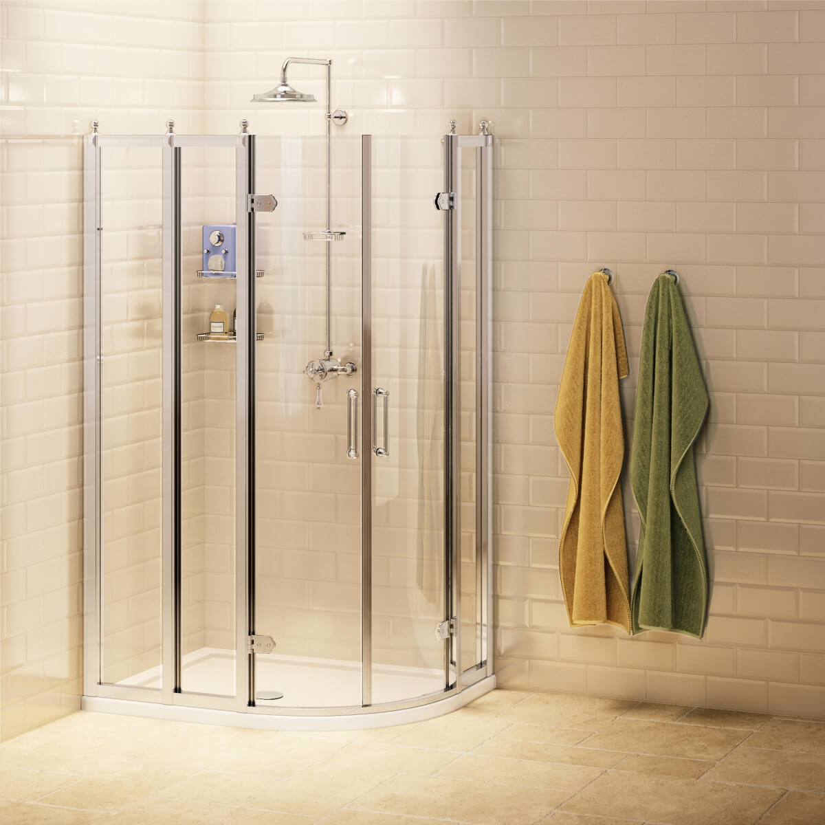 Burlington Shower Enclosures