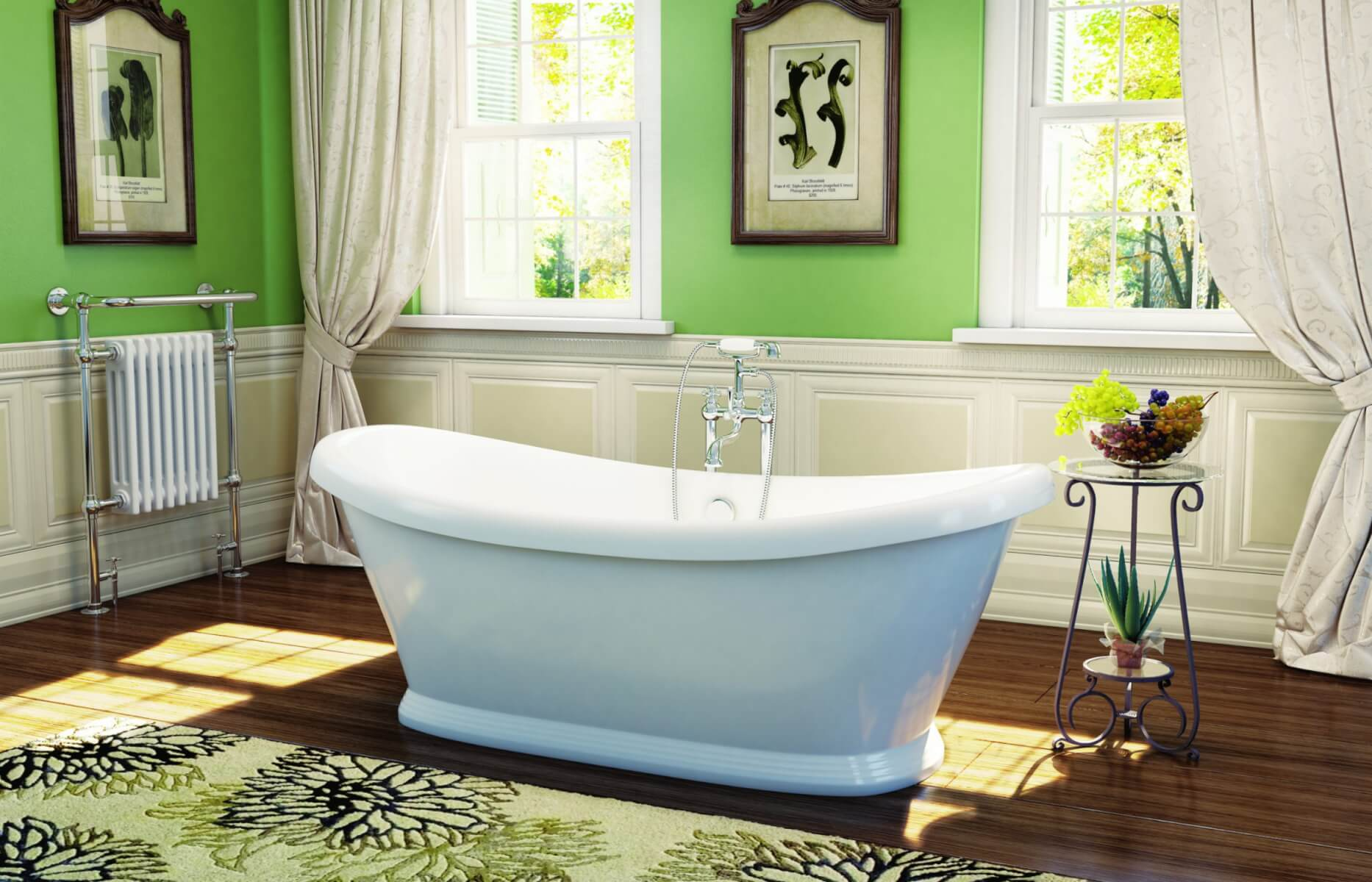 Synergy Freestanding Baths