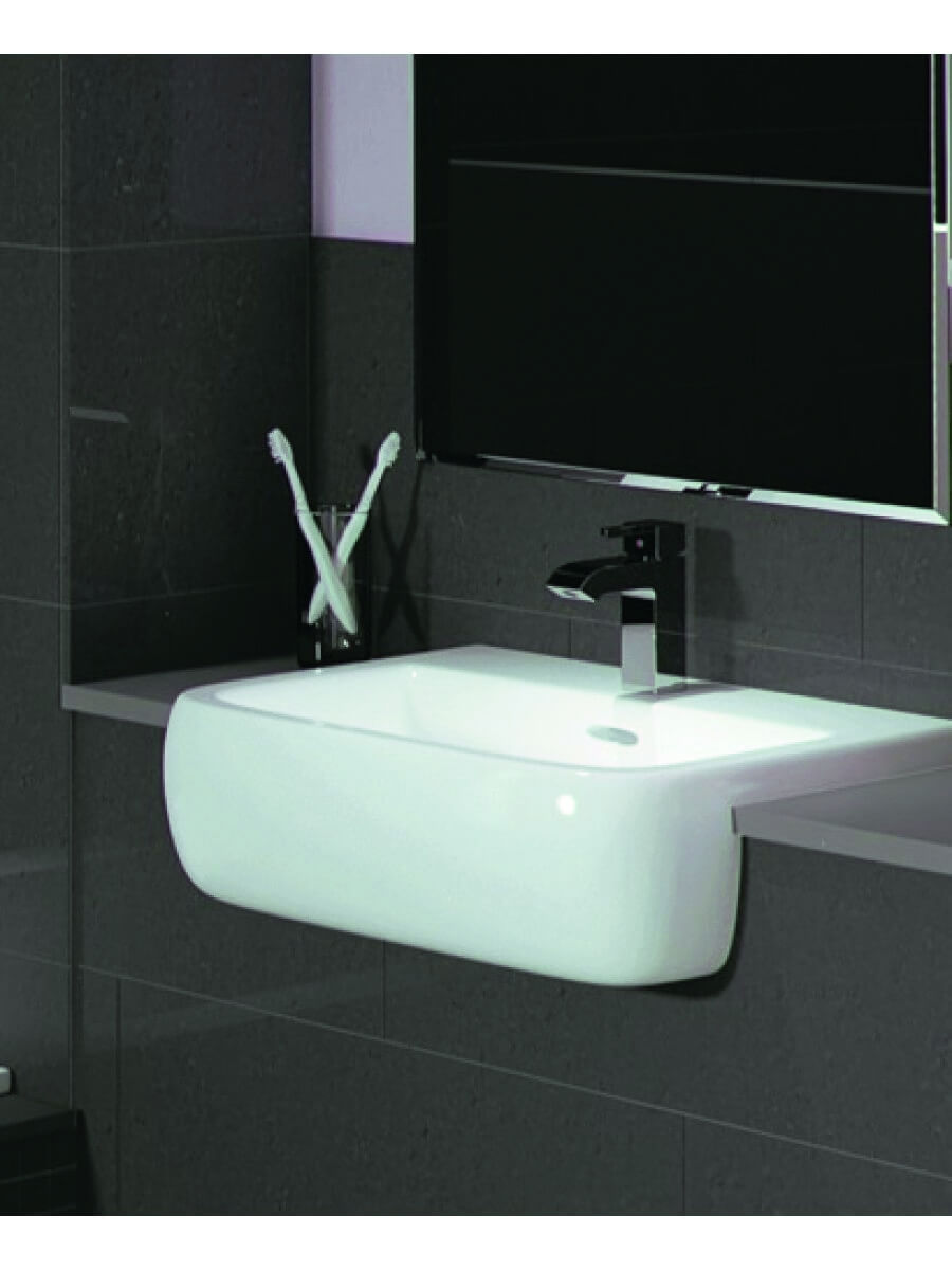 Synergy Semi-Recessed & Countertop Basins